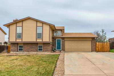 Thornton Single Family Home Active: 4405 East 107th Place