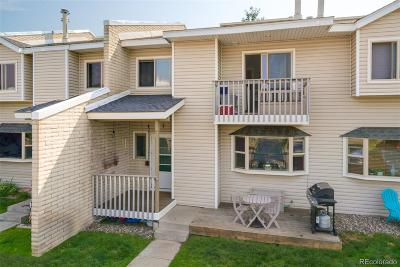 Condo/Townhouse Under Contract: 7 Jackpine Court