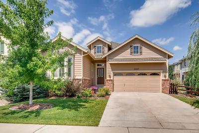 Centennial Single Family Home Under Contract: 6327 South Abilene Street