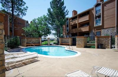 Aurora Condo/Townhouse Under Contract: 4285 South Salida Way #2