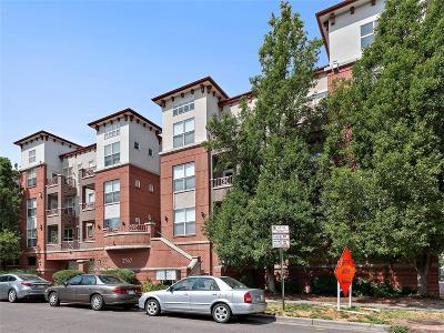 Denver Condo/Townhouse Active: 1767 Pearl Street #106