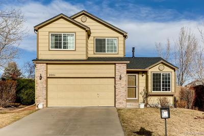 Castle Rock Single Family Home Active: 3901 Licorice Court