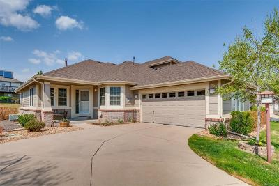 Heritage Eagle Bend Condo/Townhouse Under Contract: 7843 South Buchanan Way
