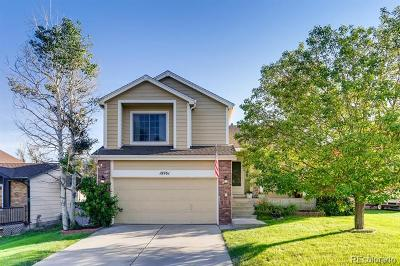 Parker Single Family Home Under Contract: 19761 New Market Court