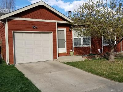 Thornton Single Family Home Under Contract: 2525 Hoyt Drive