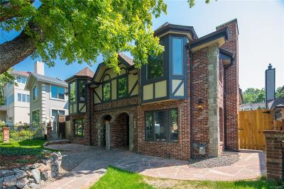 Denver Condo/Townhouse Active: 356 Steele Street