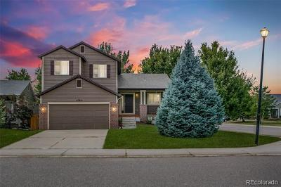 Boulder County Single Family Home Active: 1785 Wilson Circle