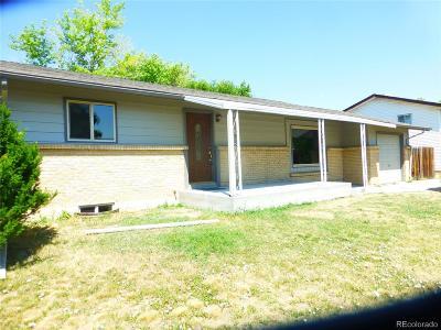Denver Single Family Home Active: 7935 Pennsylvania Street
