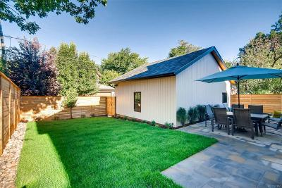 Single Family Home Sold: 919 South Columbine Street