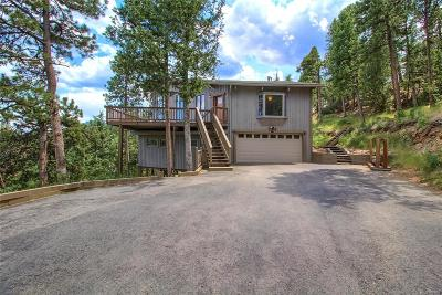 Evergreen Single Family Home Sold: 3881 Mossy Rock Lane