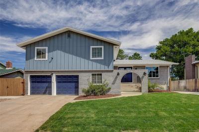 Denver Single Family Home Active: 9961 East Cornell Avenue