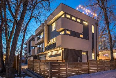 Denver Condo/Townhouse Under Contract: 1227 Osceola Street
