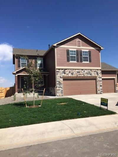 Single Family Home Active: 1536 Highfield Drive