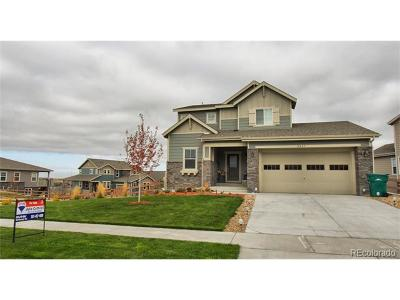 Aurora Single Family Home Active: 8047 South Grand Baker Way