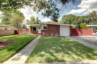 Arvada Single Family Home Active: 6009 Carr Street