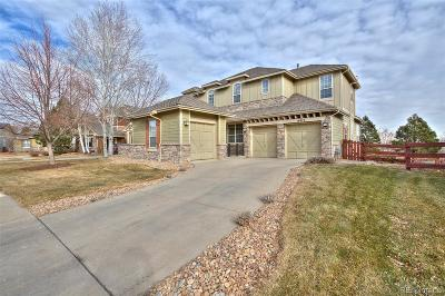 Arvada Single Family Home Active: 16879 West 63rd Lane
