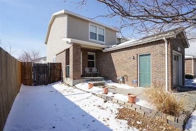 Thornton Condo/Townhouse Under Contract: 9310 Welby Road Terrace