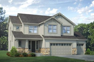 Mead Single Family Home Under Contract: 16918 Weber Way
