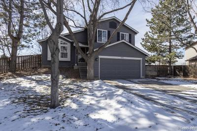 Highlands Ranch Single Family Home Active: 8902 Maribou Court