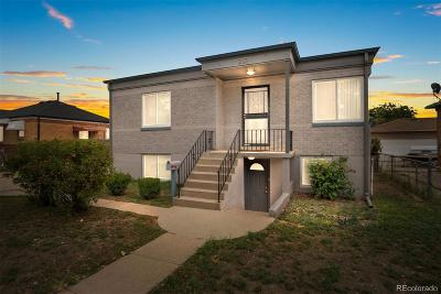 Denver Single Family Home Under Contract: 230 South Bryant Street