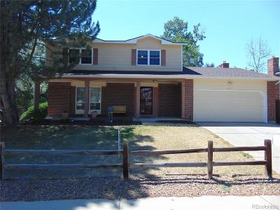 Aurora Single Family Home Active: 1577 South Elkhart Street