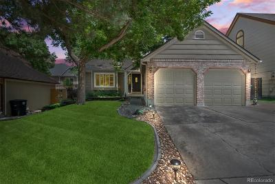 Arvada Single Family Home Active: 6426 Coors Street