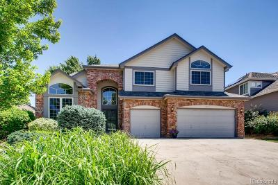 Arvada Single Family Home Under Contract: 16272 West 66th Circle