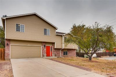 Fort Lupton Single Family Home Under Contract: 1423 8th Street