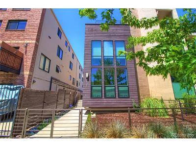 Denver Rental Active: 2427 Lawrence Street