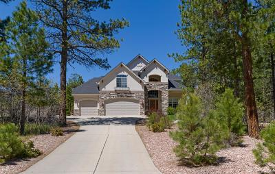 Larkspur CO Single Family Home Under Contract: $675,000