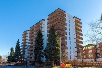 Condo/Townhouse Active: 4570 East Yale Avenue #1007