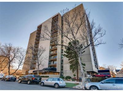Cheeseman & Moffat, Cheeseman Park, Cheesman Park Condo/Townhouse Active: 1433 North Williams Street #202