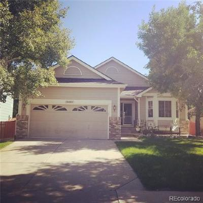 Firestone Single Family Home Active: 10499 Devonshire Street