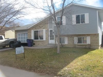 Denver Single Family Home Active: 9740 West Union Avenue