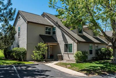 Aurora Condo/Townhouse Under Contract: 2181 South Victor Street #A