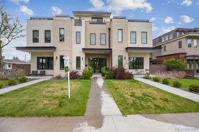 Denver Condo/Townhouse Active: 2555 South Sherman Street