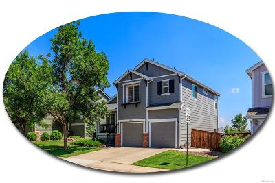 Highlands Ranch Single Family Home Under Contract: 9711 Burberry Way