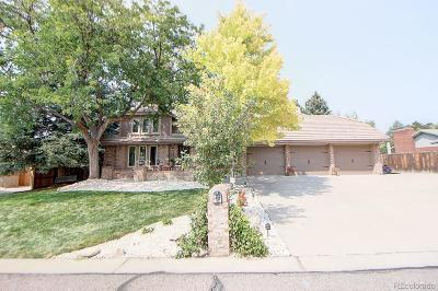 Arvada Single Family Home Under Contract: 12085 West 53rd Place