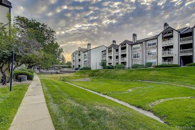 Englewood Condo/Townhouse Active: 9110 East Arbor Circle #I