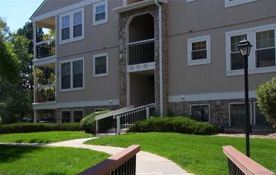Arvada Condo/Townhouse Active: 5341 West 76th Avenue #201