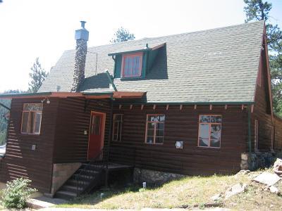 Evergreen Single Family Home Active: 540 Ridge Road