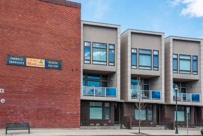 Denver Condo/Townhouse Active: 2507 Larimer Street