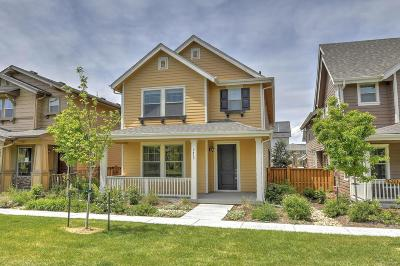Denver Single Family Home Active: 9449 East 52nd Avenue