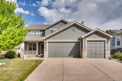 Castle Pines Single Family Home Under Contract: 1134 Berganot Trail