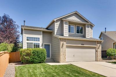 Highlands Ranch Single Family Home Under Contract: 10066 Cairns Court