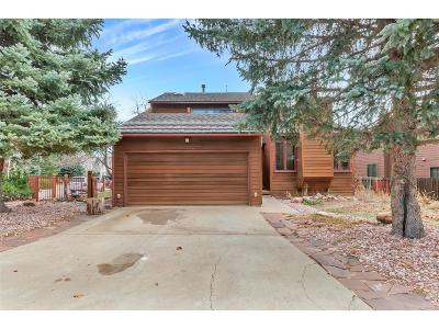 Boulder Single Family Home Active: 3470 16th Circle