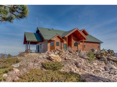 Golden Single Family Home Active: 11536 Coal Creek Heights Drive