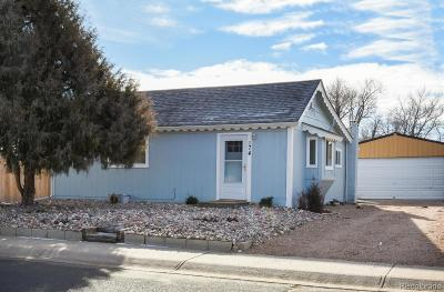 Firestone Single Family Home Under Contract: 174 Buchanan Avenue