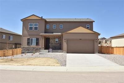 Castle Rock Single Family Home Active: 4055 Spanish Oaks Way