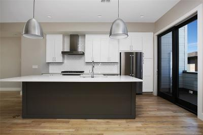 Denver Condo/Townhouse Active: 6845 East Lowry Boulevard